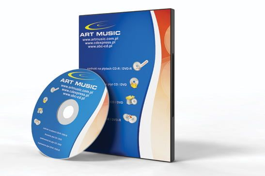 Tłoczone płyty CD