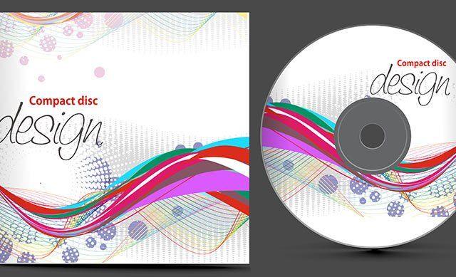 Opakowania na płyty CD/DVD z nadrukiem
